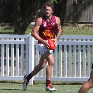 Josh Woolley remains in good form for the PBC Lions