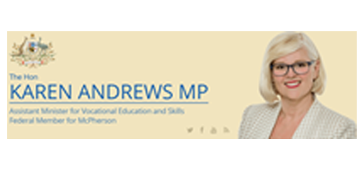 Karen Andrews MP