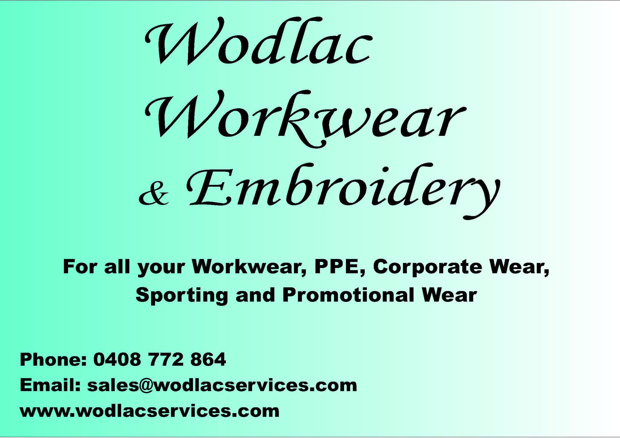 Wodlac Workwear & Embroidery